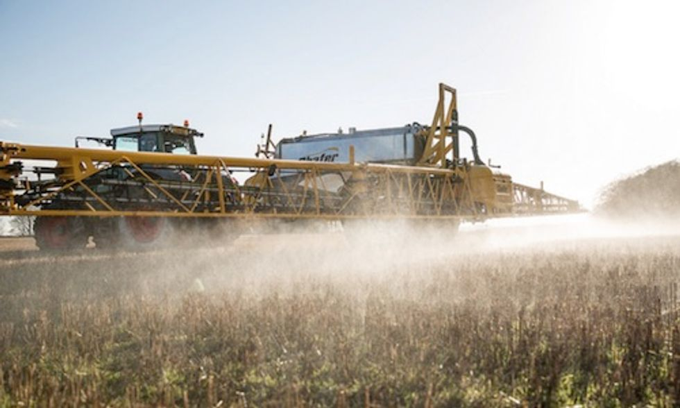 150 European Parliament Members to Test Urine for Glyphosate