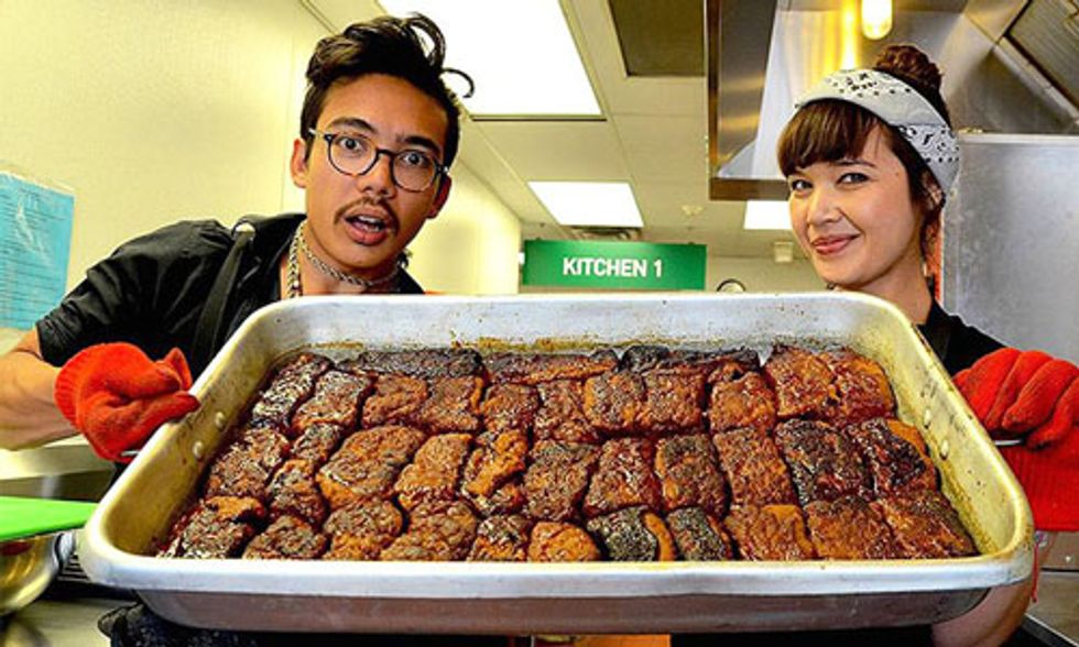 Vegan Butcher Shop Makes Carnivores Drool