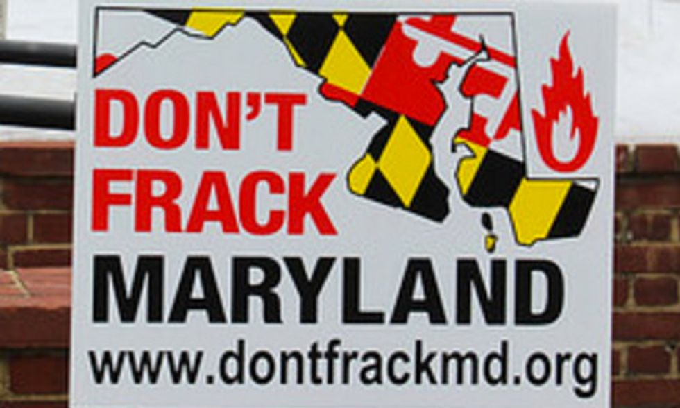 Maryland's Prince George's County Bans Fracking