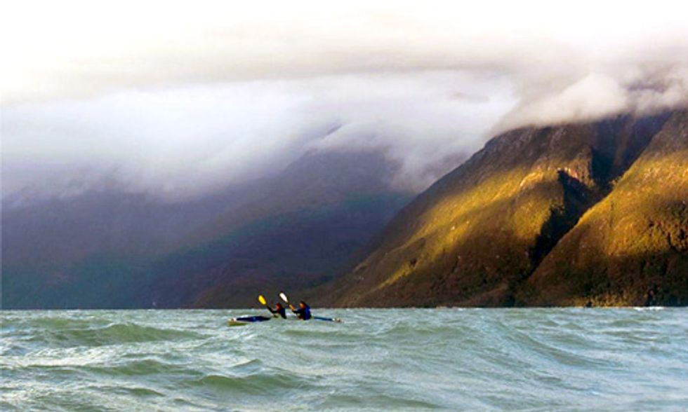 Kayaking Chile's Free-Flowing Pascua River
