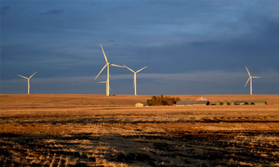 U.S. Wind Energy Blew Away Records in 2015