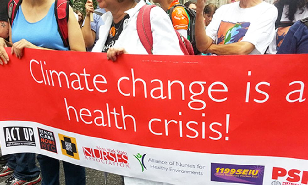 9 Ways Climate Change Is Making Us Sick