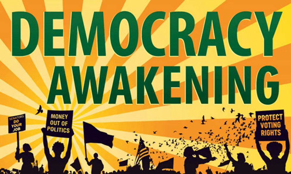 7 Reasons to Join Democracy Awakening