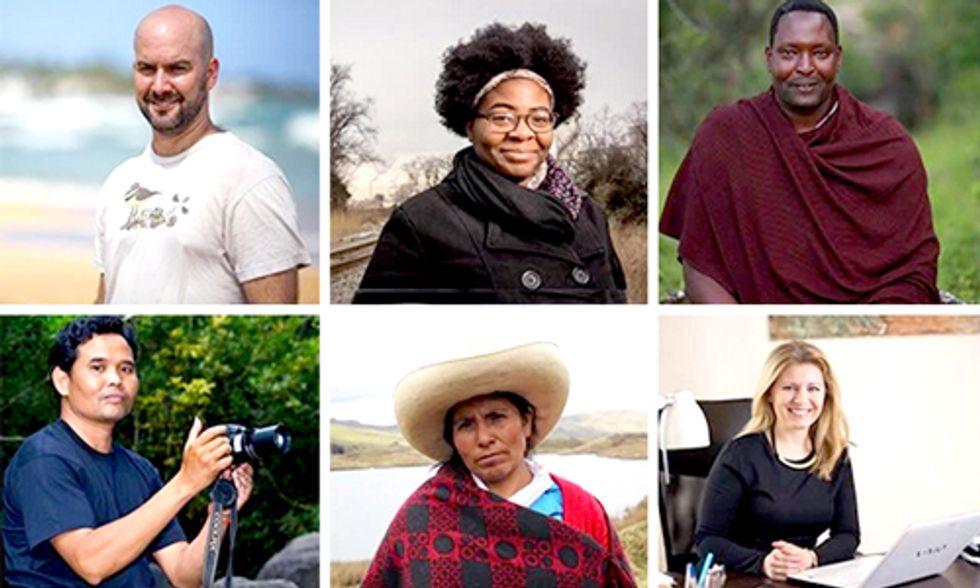 Meet the 2016 Goldman Environmental Prize Winners