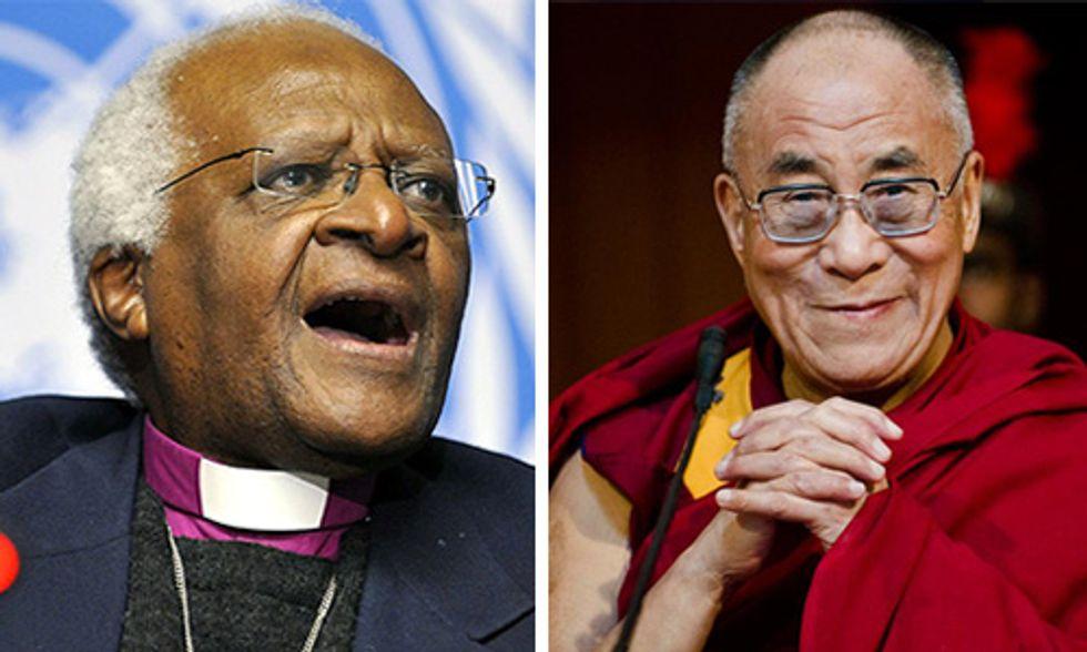 Dalai Lama, Archbishop Tutu Among 250 Faith Leaders Urging Immediate Action on Climate Change