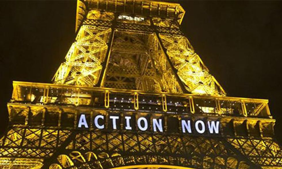 On Earth Day 150 World Leaders to Sign Paris Climate Agreement