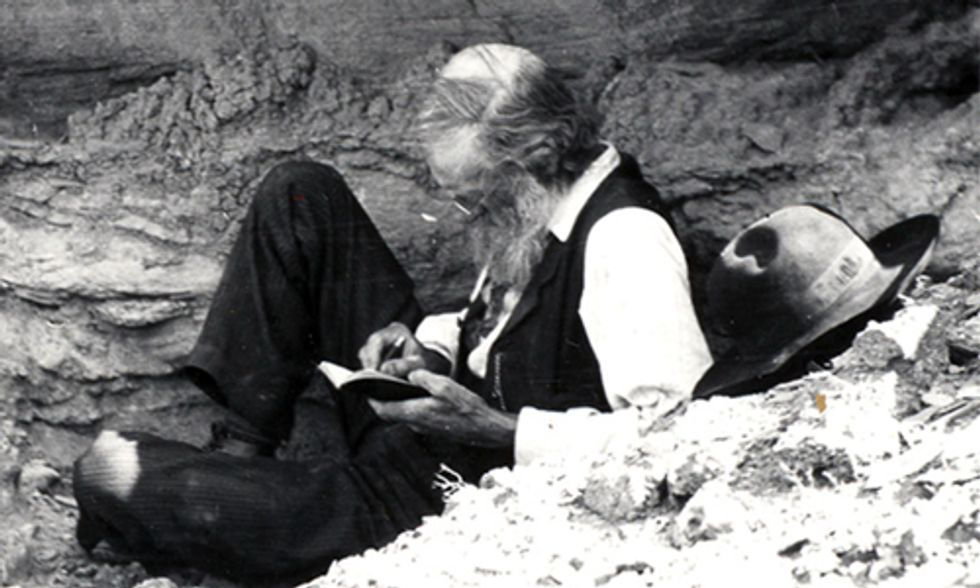 Celebrating John Muir's Incessant Study That Saved Yosemite National Park