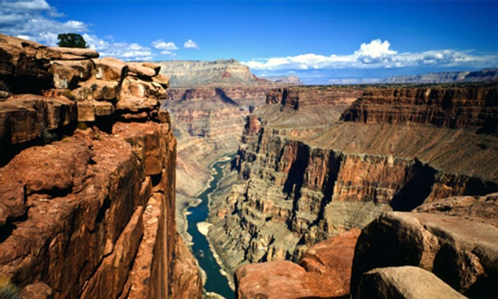 Do the Koch Brothers Want to Mine the Grand Canyon for Uranium?