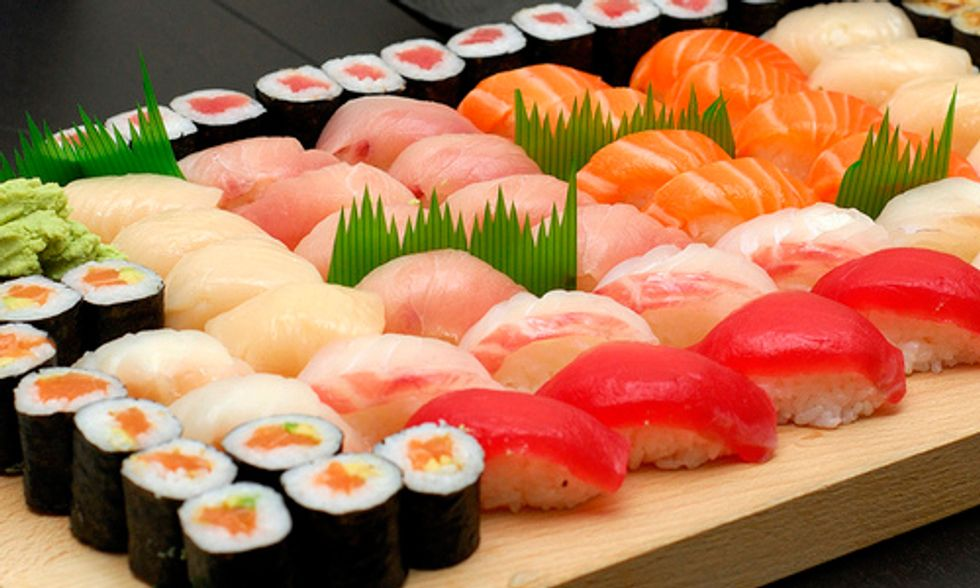 3 Things You Need to Know if You Eat Sushi