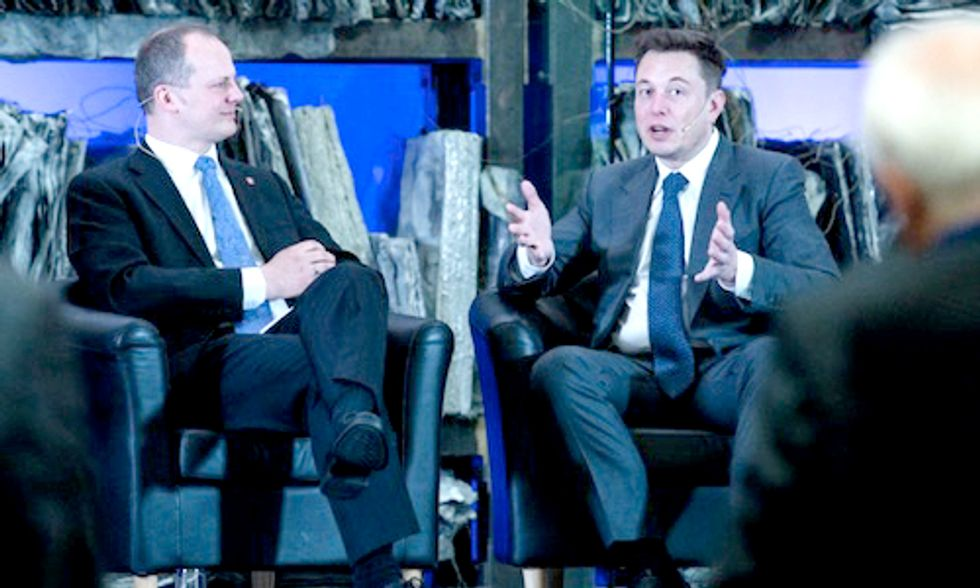 Elon Musk Has a Secret Plan to Eliminate City Traffic With a 'New Type of Car'
