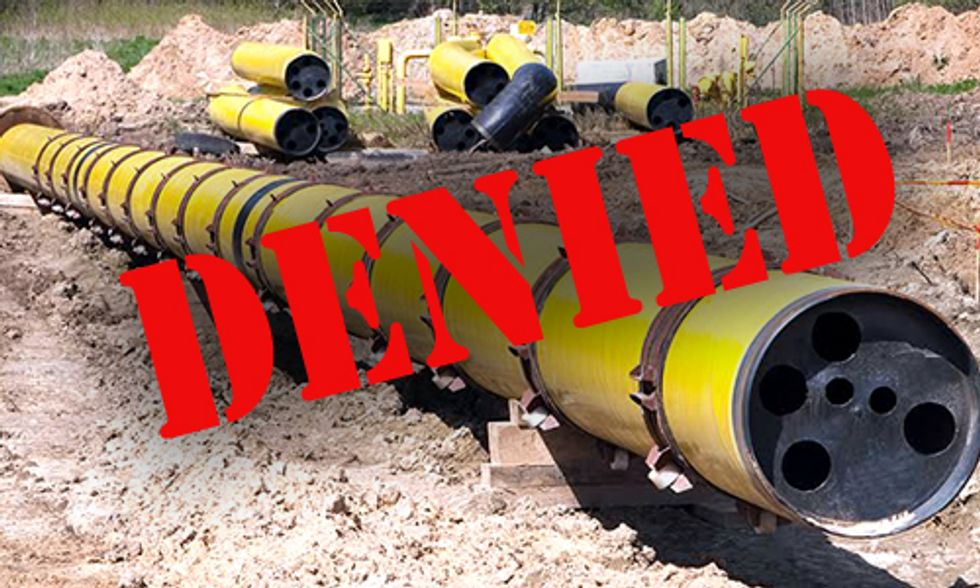 Gov. Cuomo Rejects the Constitution Pipeline, Huge Win for the Anti-Fracking Movement