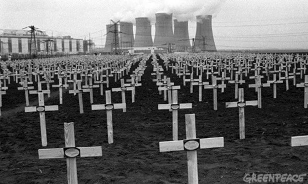 30 Ways Chernobyl and Dying Nuke Industry Threaten Our Survival