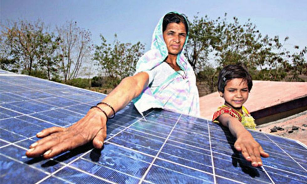 The Real Drivers of a Low Carbon Future: China and India