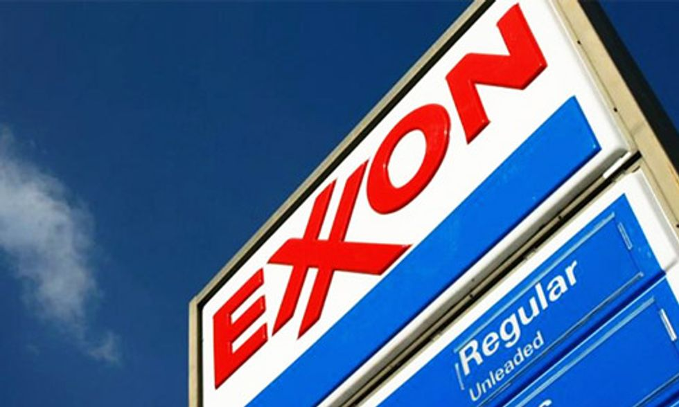 Exxon Using Tobacco's Failed Free Speech Defense for Decades of Deception on Climate Change