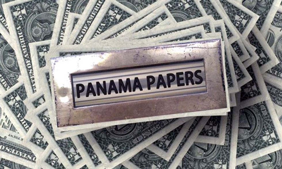 Panama Papers Prove America Has the Money to Transition to 100% Clean Energy