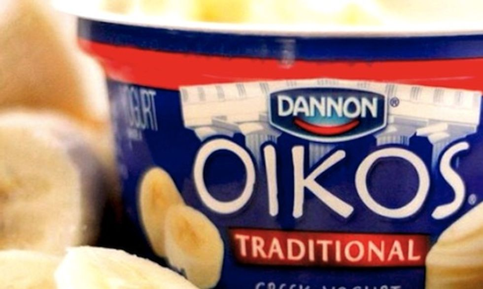 Nation's Leading Yogurt Maker Will Remove GMO Ingredients and Source Milk From Non-GMO Fed Cows