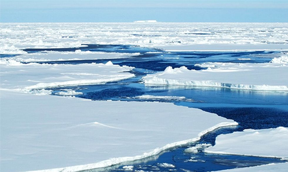 Scientists Say Arctic Sea Ice Could 'Shrink to Record Low' This Summer