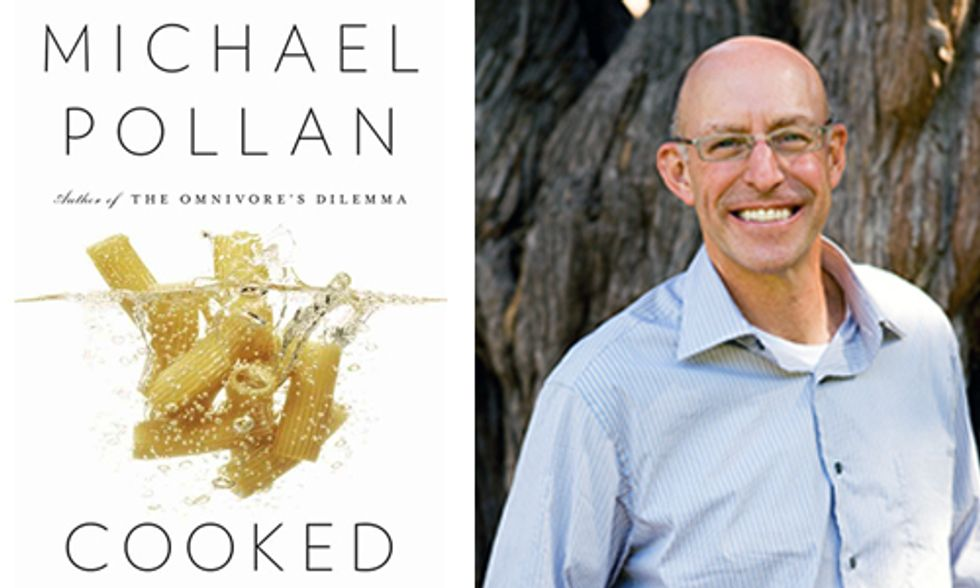 Michael Pollan's 'Cooked': A Recipe for Change