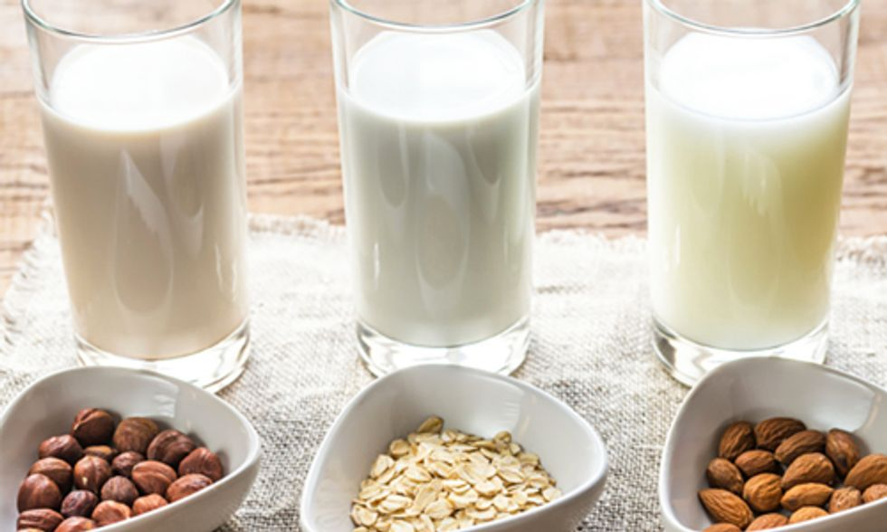 6 Alternatives To Milk Which Is The Healthiest Ecowatch