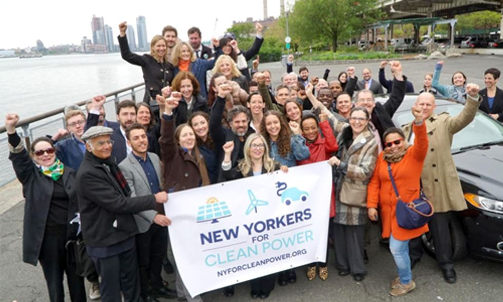 Mark Ruffalo: New York State Leading the Way on the Clean Energy Revolution