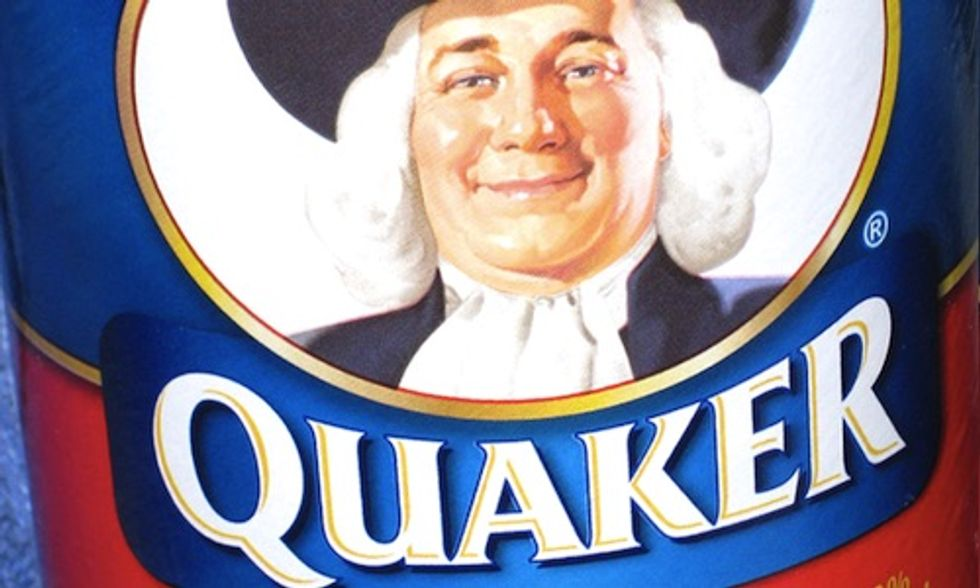 Quaker Oats Accused of Being 'Deceptive and Misleading' After Glyphosate Detected in Oatmeal