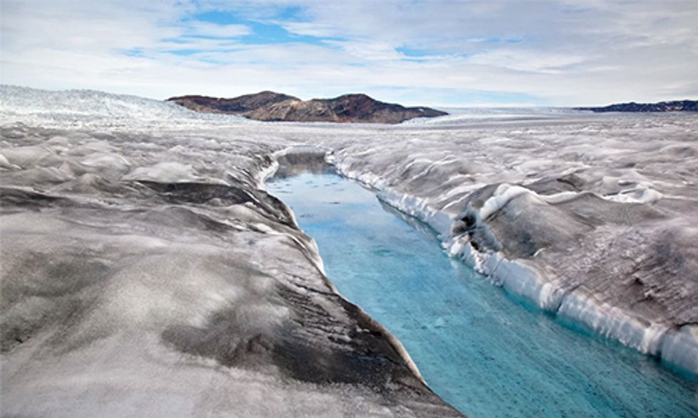 Arctic Ice Melt Affects Weather Patterns All Over North Atlantic