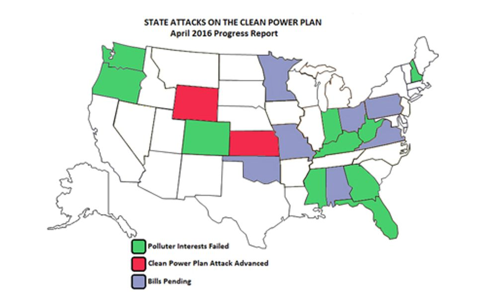 Koch Brothers Struggle to Block Climate Action in State Legislatures