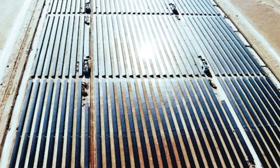 New Record Set for World's Cheapest Solar
