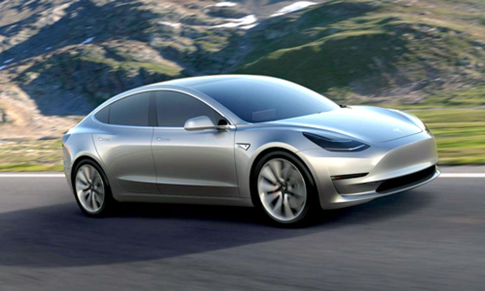 Tesla to Ramp Up Production