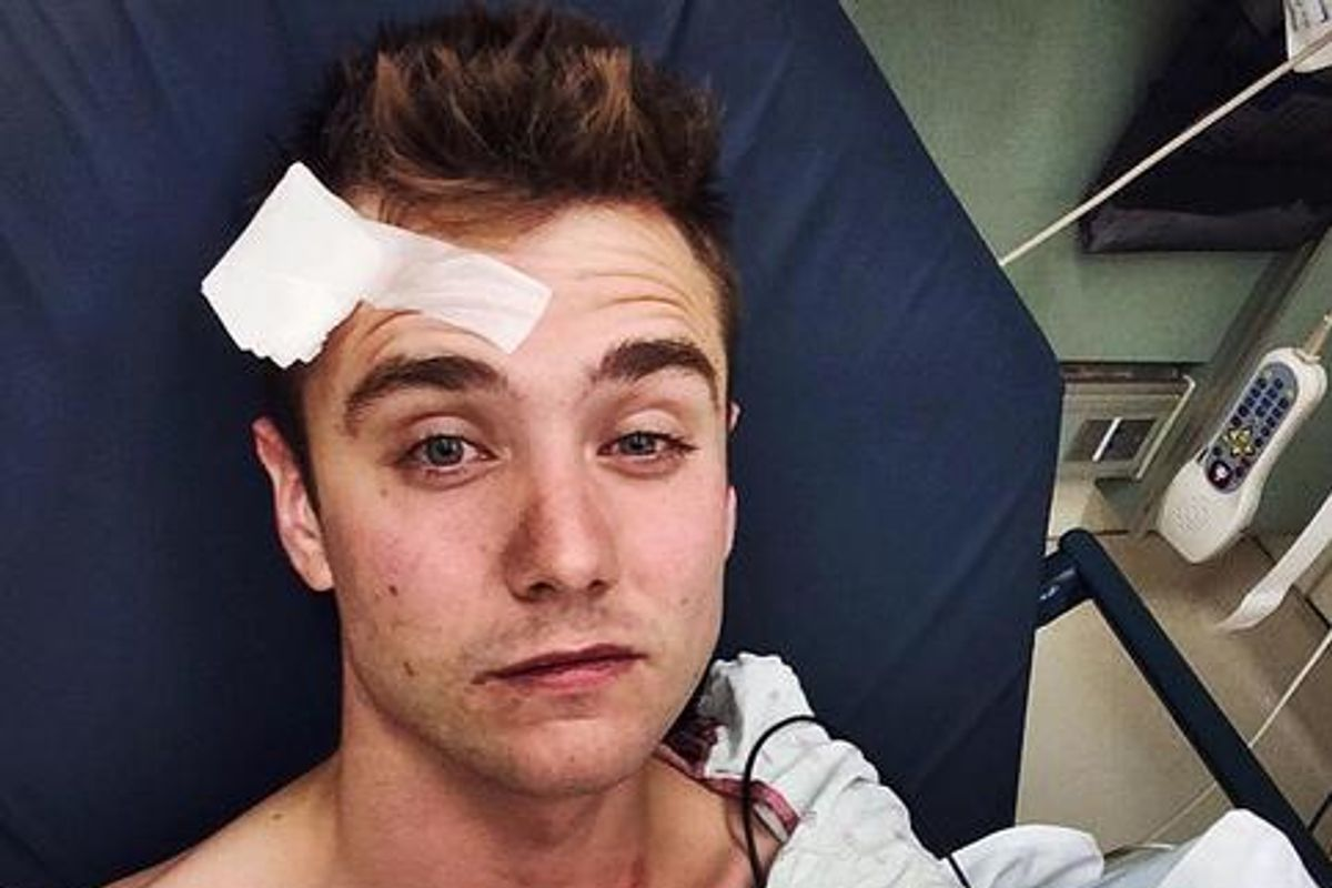 UPDATE: YouTube Star Calum McSwiggan Gives More Insane Details About His Allegedly Fake Gay Bashing