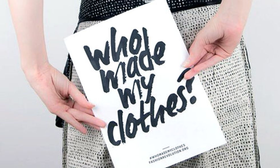 Will America's Love for Cheap Clothing Doom the Sustainable Fashion Movement?