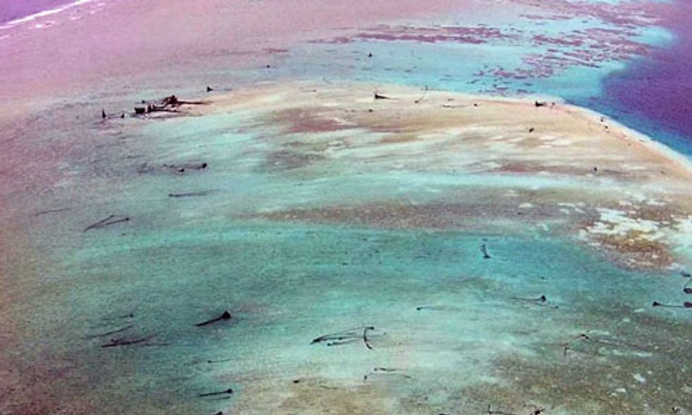 5 Islands in the South Pacific 'Completely Lost to Rising Seas'