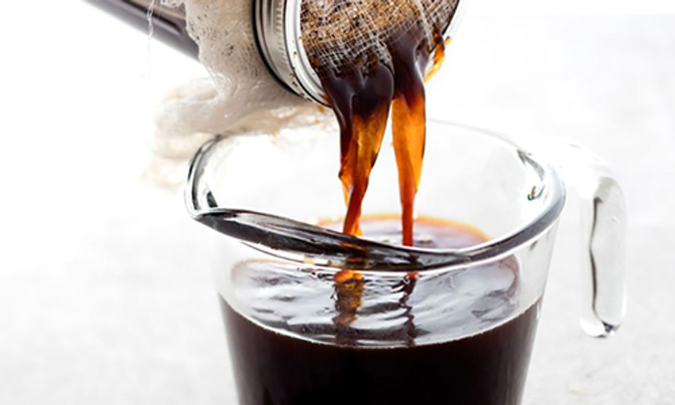 3 Easy Steps to Make Cold Brew Coffee at Home