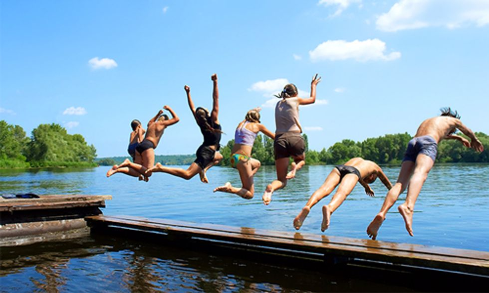 5 Reasons Why You Should Think Twice Before Jumping Into Your Local River