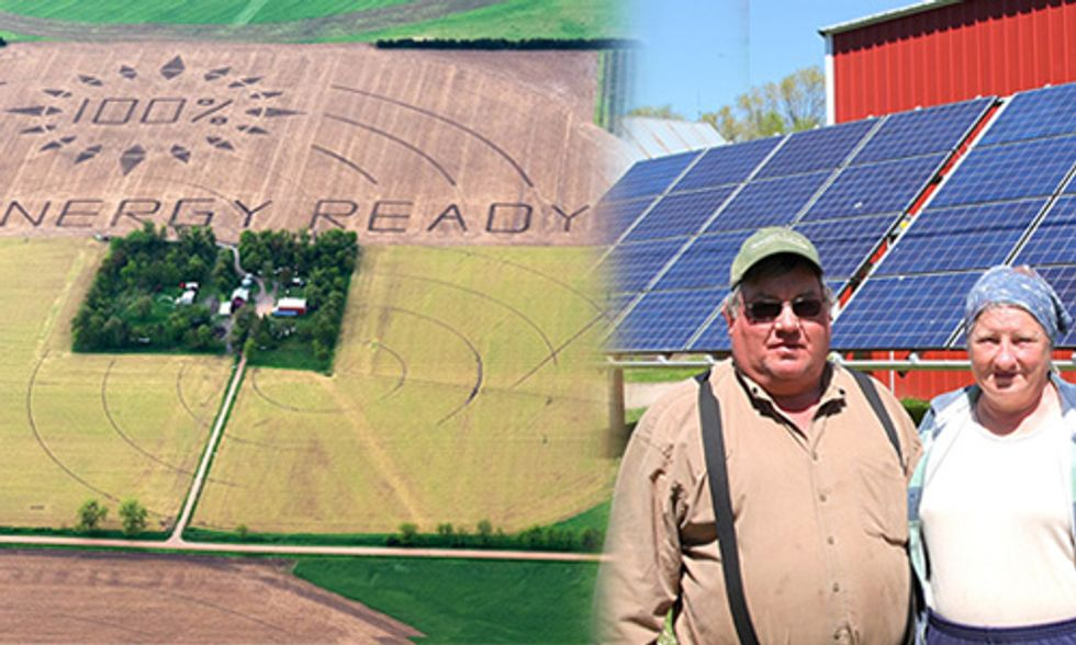 The Heartland of America is '100% Clean Energy Ready'
