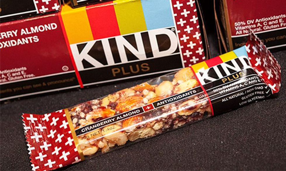 How Kind Bars Are Helping Push the FDA to Reconsider What 'Healthy' Means