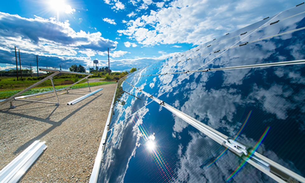 Facebook, Microsoft Give Wind and Solar Energy a Big Boost