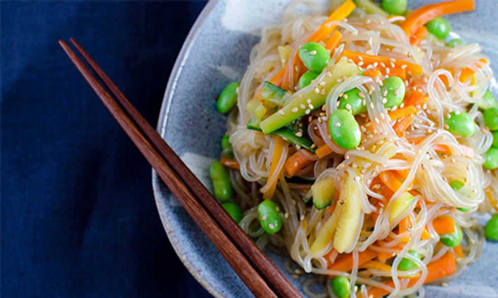 The Zero-Calorie 'Miracle' Noodle