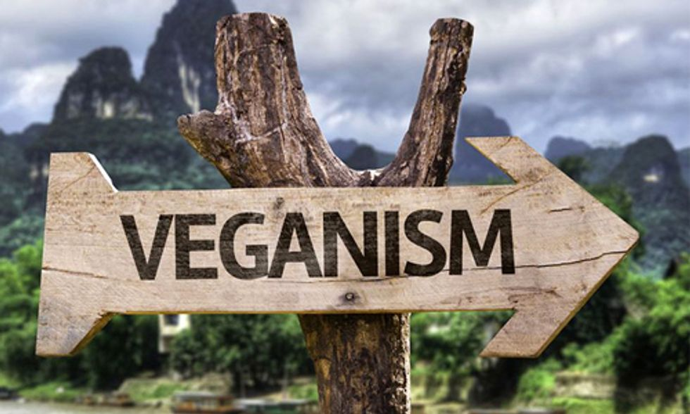 Will Vegans Save the World?