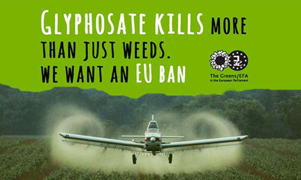 EU Delays Approval of Glyphosate, Again