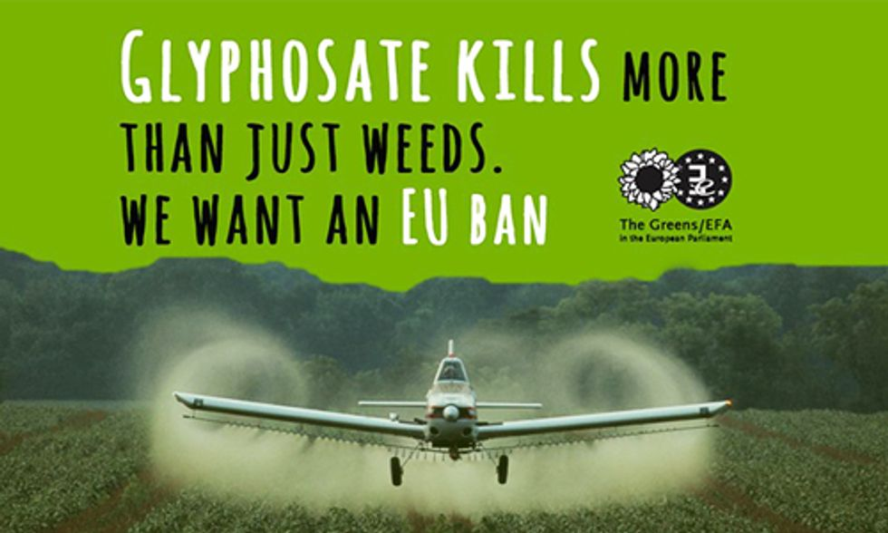EU Delays Approval of Glyphosate, Again