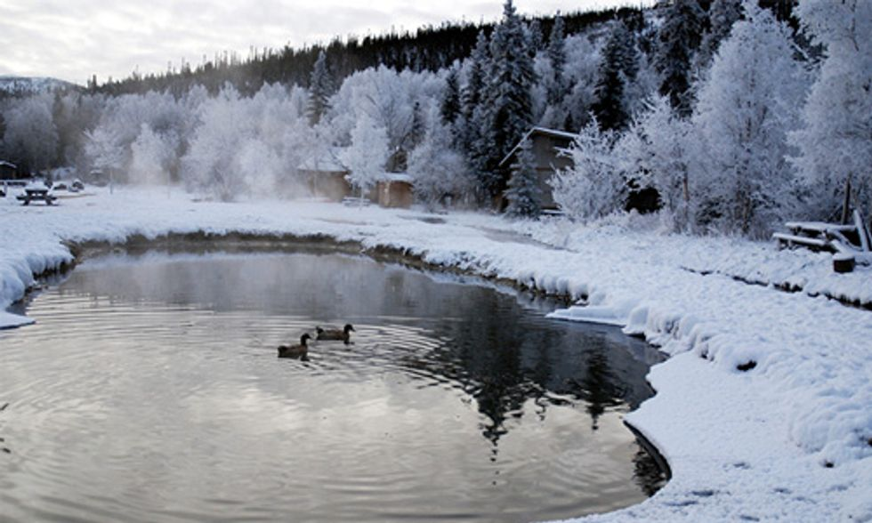 The 9 Best Hot Springs on Earth