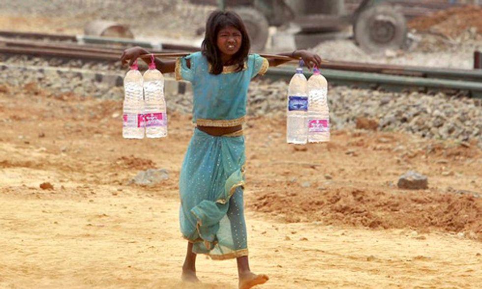 India Records Highest Temperature Ever: 123.8 Degrees Fahrenheit