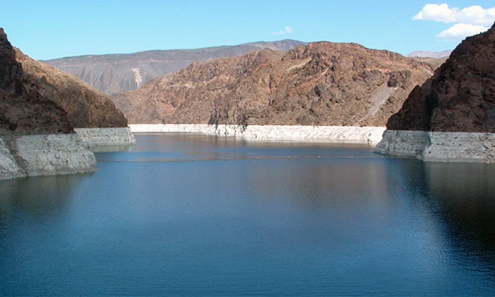 Lake Mead Drops to Lowest Level in History