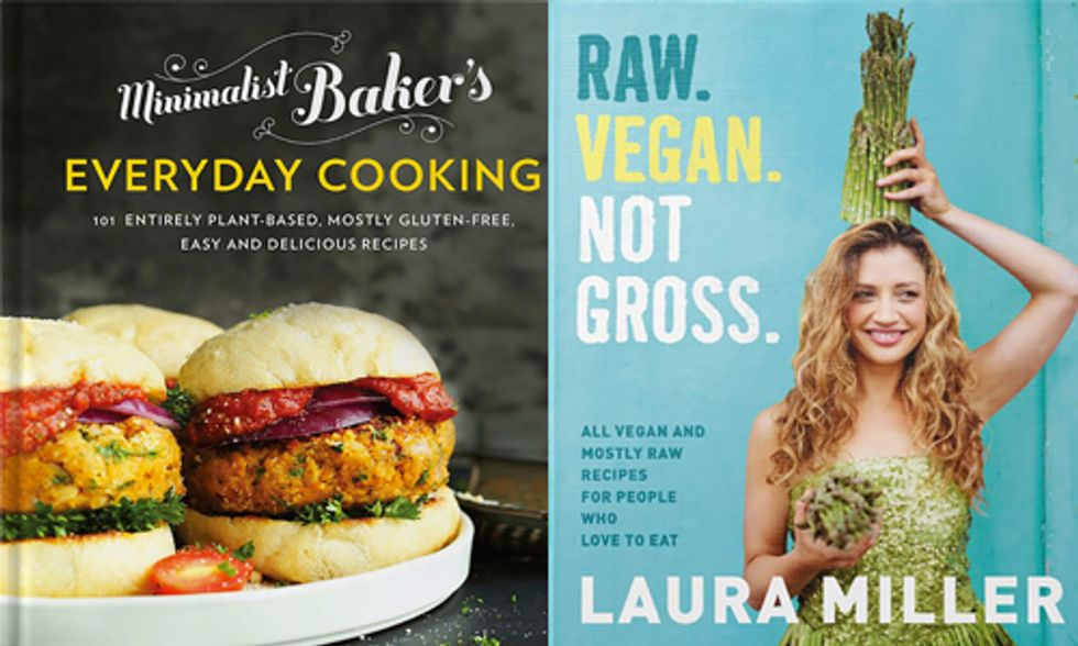 Trying to Eat Less Dairy? Check Out These 5 New Vegan Cookbooks