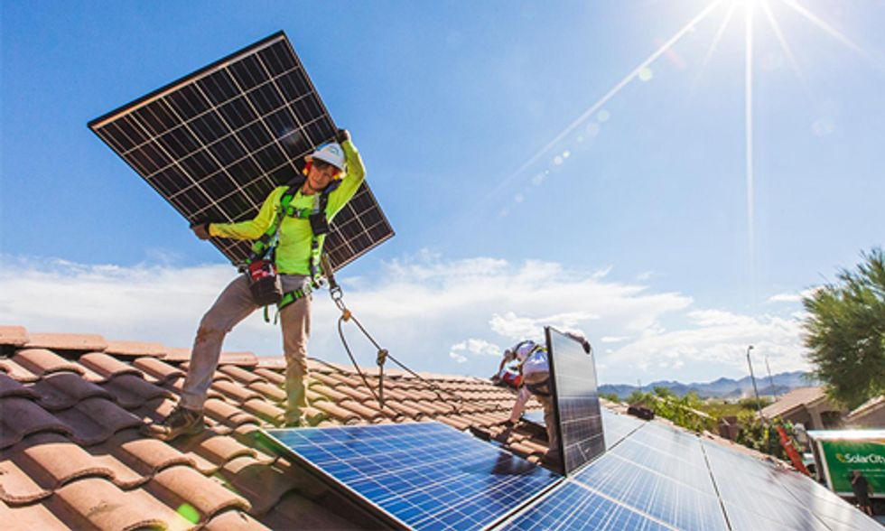 Rooftop Solar Provides Net Benefits to All Nevadans