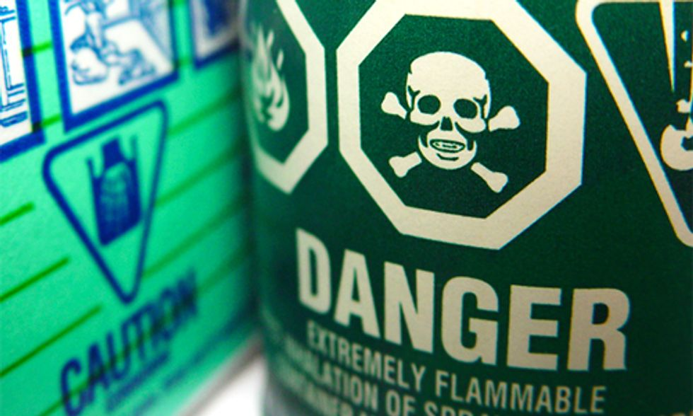 Will Congress End the Era of Unlimited, Untested Chemicals and Reform TSCA?