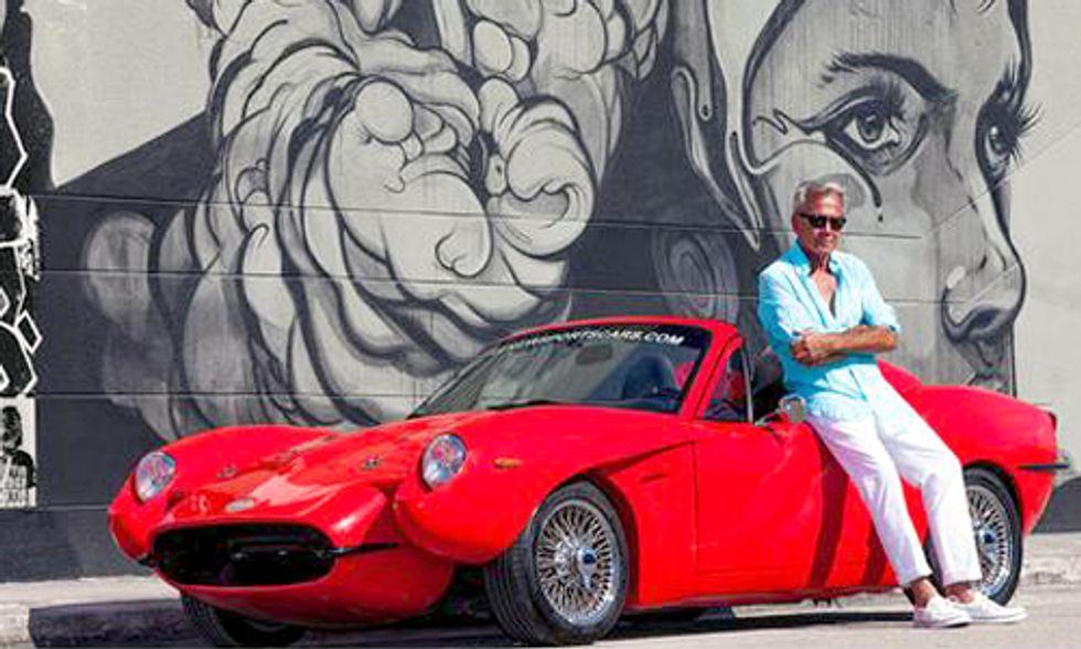 Meet the Carbon-Neutral Sports Car Made From Hemp