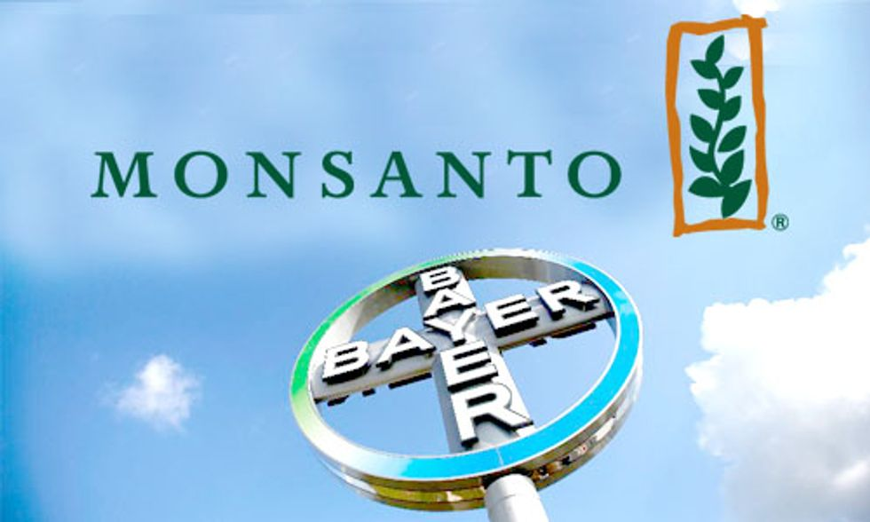 Bayer 'Confident' It Can Still Strike Deal with Monsanto, Merger Could Spell Disaster for Farmers and Global Food Supply
