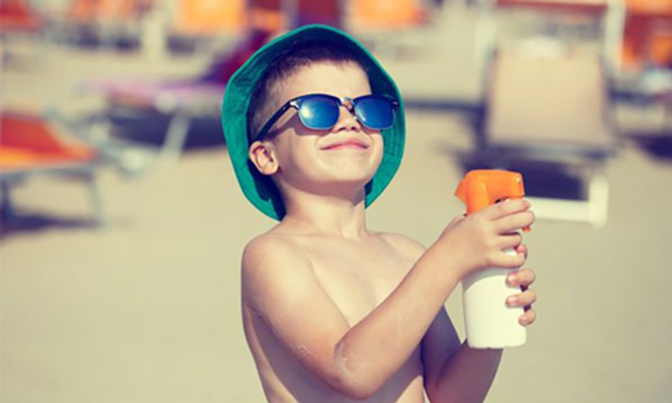 13 Worst-Rated Sunscreens for Kids